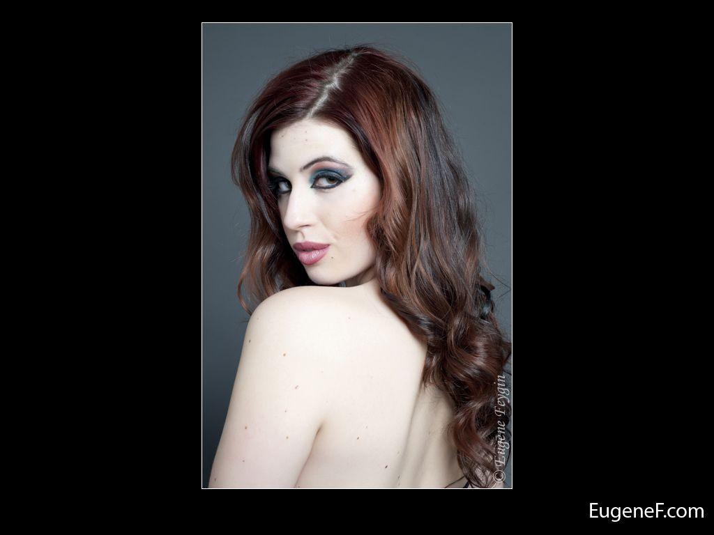 Studio Portrait of Katie 26