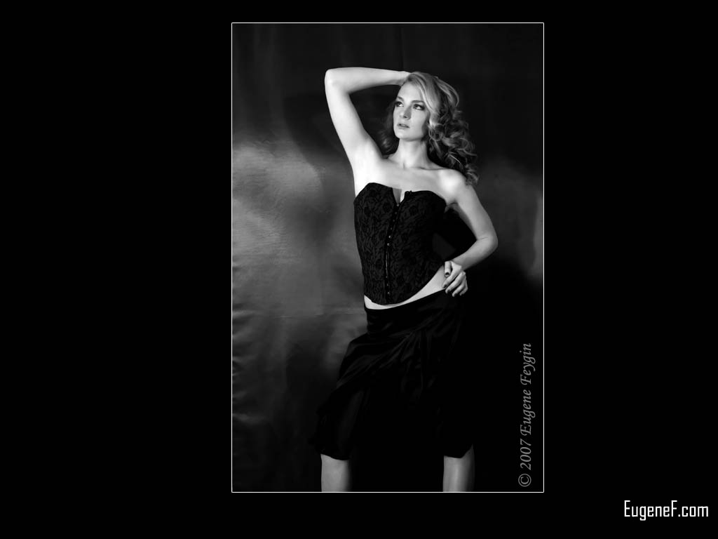 Kelly in Photo Studio 11