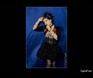 Miss Gummi In Studio 1