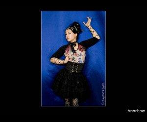 Miss Gummi In Studio 6