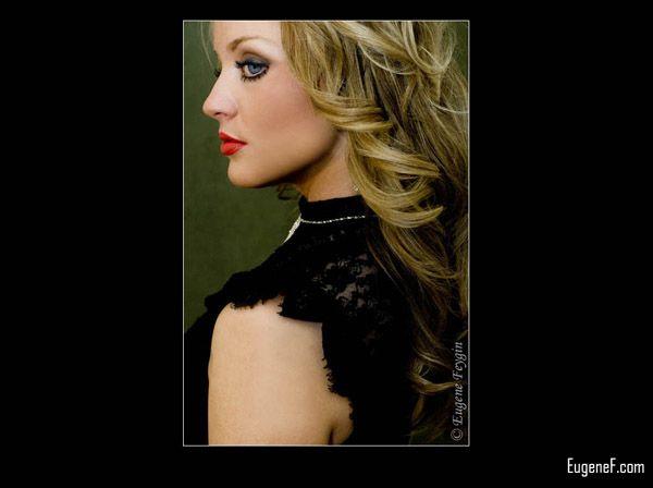Studio Portrait of Pamela Fashion 8