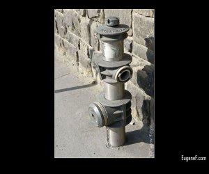 European Fire Hydrant
