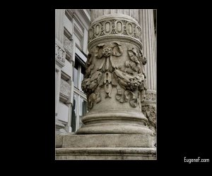 Greek Column Design