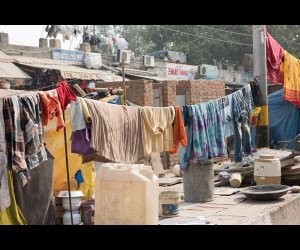 Laundry Shop in Delhi