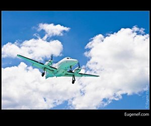Airplane Descent