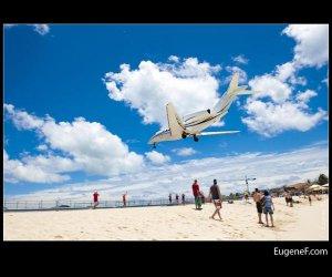 Airplane Sand