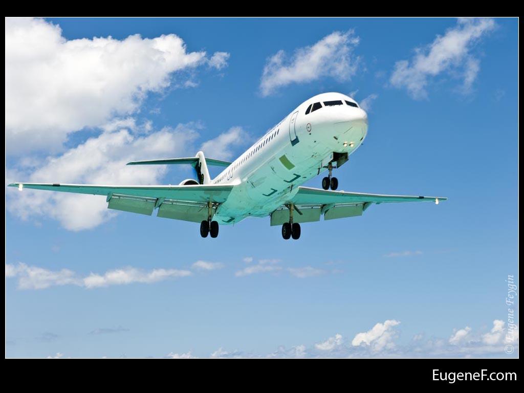Big Airplane Nose
