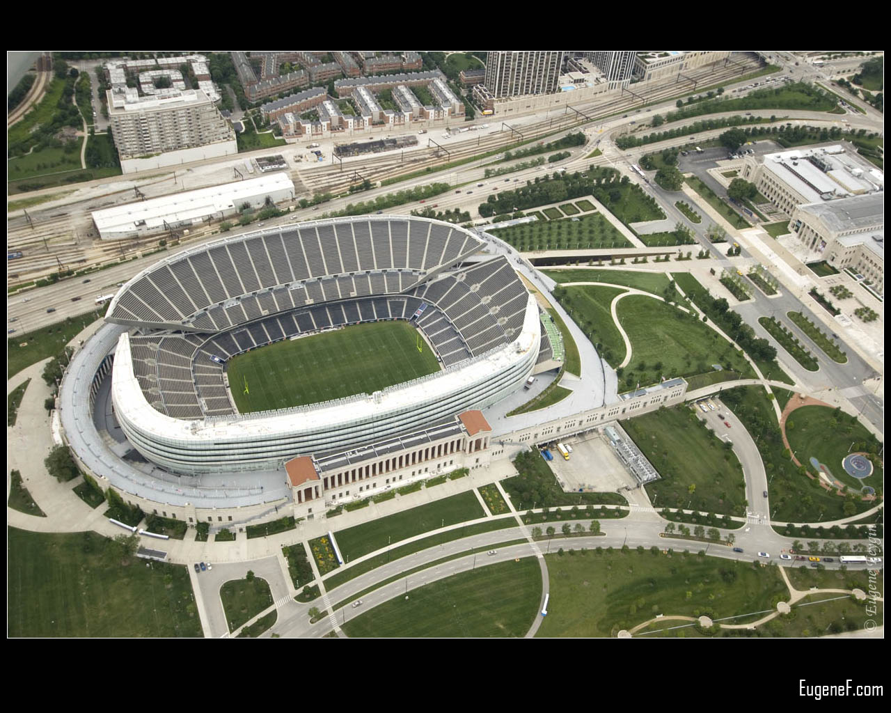 Chicago Football Field
