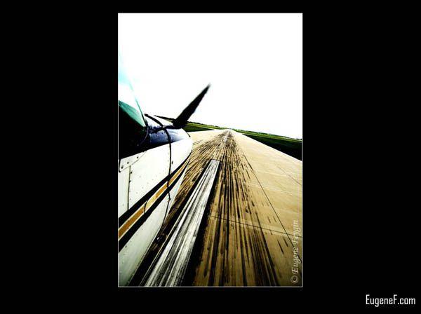 Plane Landed