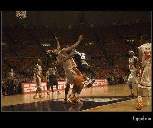 Basketball Charge