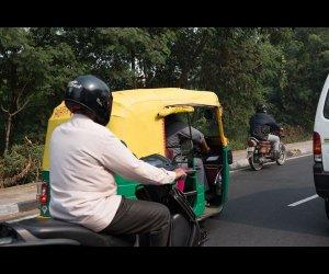 Autorickshaw Cab in Delhi