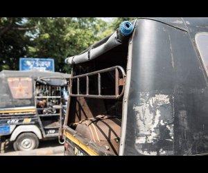 Autorickshaw in Jaipur