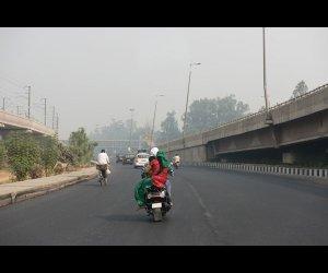 Highway in Delhi