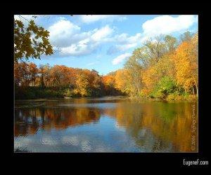 Mathiessen Lake